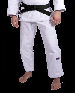 Ippon Fighter Judo Hose Schnürbund weiss
