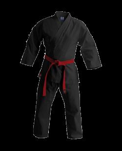 FW ITOSU middleweight Uniform schwarz