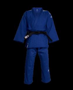 adidas Champion 2 II IJF, Judo Anzug blau