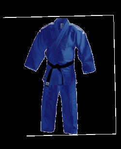 adidas J350B Judo Anzug Club blau