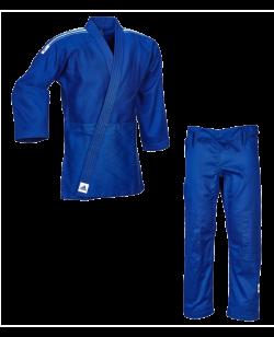 adidas J500B Judo Anzug Training blau