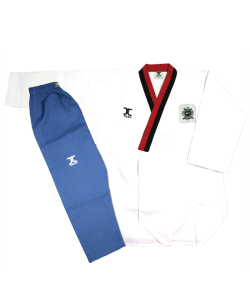 JCalicu Male Poomsae POOM Competition Diamond Uniform WTF App JC-2003