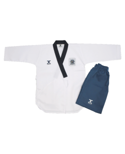 JCalicu Female Poomsae Dan Competition Diamond Uniform WTF App JC-3004