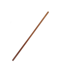 FW HANBO- JO 96cm Holzstab aus Roteiche DM ca. 2,5cm braun