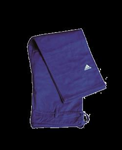 adidas Judo Einzelhose  JT275B blau