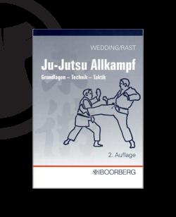 Buch, Ju-Jutsu Allkampf, Wedding/Rast
