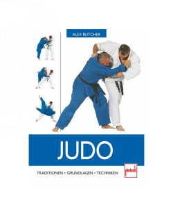 Buch, Judo - Traditionen . Grundlagen . Techniken