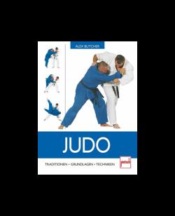 Buch, Judo - Traditionen-Grundlagen-Techniken, Alex Butcher
