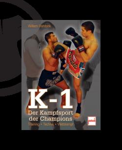 Buch, K-1  Der Kampfsport der Champions, Willem Verdonk