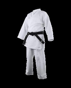 adidas K191SK Kumite Karate Anzug adiLight weiß