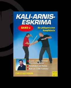 Buch, Kali Arnis Eskrima * BAND2*  Christian Braun Verlag Meyer&Meyer