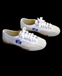 Kung Fu Schuhe Feiwue weiß