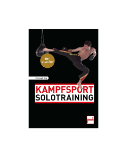 Buch, Kampfsport Solo Training, Christoph Delp