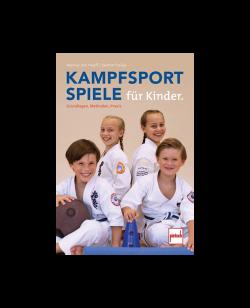 Buch, Kampfsportspiele für Kinder, Markus Hauff