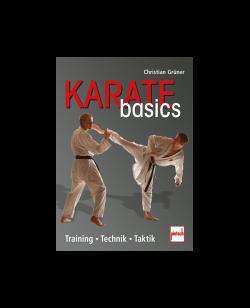 Buch, Karate Basics, Training-Technik-Taktik, Christian Grüner