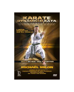 DVD, Karate Dynamisch Kata Band 1, Michael Milon IP 01
