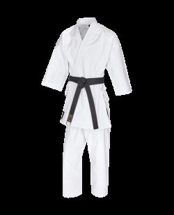 FW Karate Gi TORA 14oz Canvas Anzug weiß