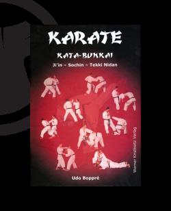 Buch, Karate Kata Bunkai, Ji`in Sochin Tekki Nidan