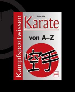 Buch, Karate von A - Z, Velte