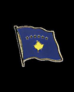 Flaggen-Pin Kosovo
