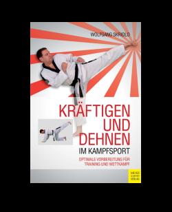 Buch Kräftigen und Dehnen im Kampfsport