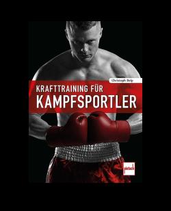 Buch Krafttraining für Kampfsportler