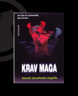 Buch, Krav Maga, Abwehr bewaffneter Angriffe