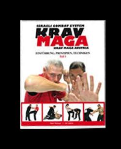 Buch, Krav Maga - Einführungen, Prinzipien, Techniken Teil 1, Hanzal-Weckauf