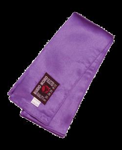 KungFu Schärpe violett