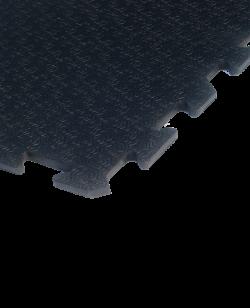 Mabo Gummi Matte Multi Standard, 1cm schwarz ca. 116x 77cm / 0,9m²