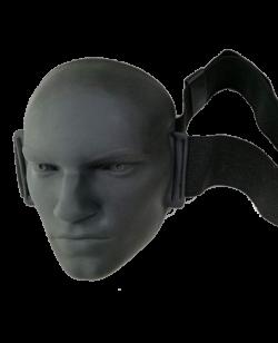 RAYBEN Human Face Boxing Target Schlagpolster Gesichtsform mit Montagegurt #12