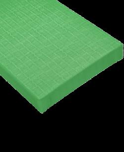 Judo Wettkampfmatte fresh green, 40mm