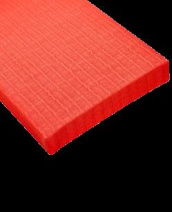 Judo Wettkampfmatte rot, 40mm