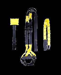 Multitrainer - Krafttraining - Hängesystem gelb