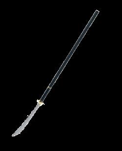 Naginata jap.Lanze, Metallklinge