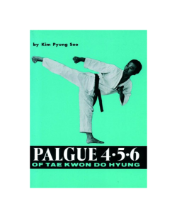 Buch, TaeKwonDo, Palgue 4,5,6
