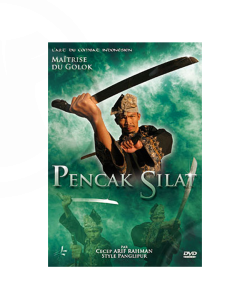 DVD, Pencak Silat, Master the Golok IP 207