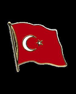 Flaggen-Pin Türkei