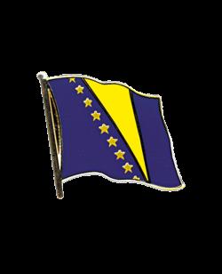 Flaggen-Pin Bosnien Herzogowina