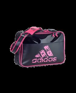 adidas Leisure Messenger schwarz pink adiACC110CS3