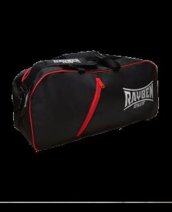 RayBen BIG ZIP Sporttasche schwarz/rot ca. 72x31x30