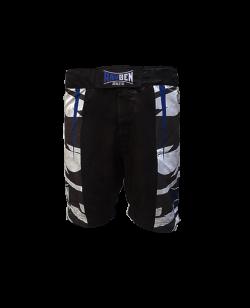 Rayben Zero MMA-Short schwarz/blau