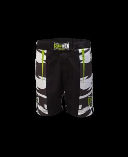 Rayben Zero MMA-Short schwarz/grün