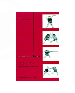 Buch, Samurai Geist