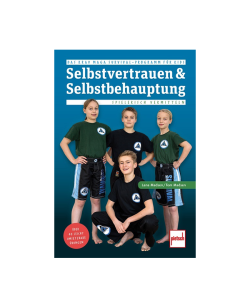 Buch, Selbstvertrauen und Selbstbehauptung spielerisch vermitteln, Lena Madsen
