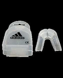 adidas Zahnschutz Senior Double transparent adibp10