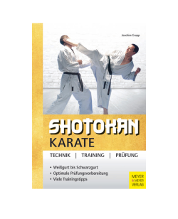 Buch Shotokan Karate - Technik Training Prüfung