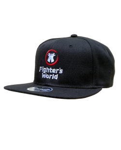 FIGHTERSWORLD SnapBack Cap nero Prämienartikel
