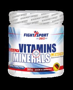 Fightsport 360 Vitamins + Minerals Nahrungsergänzung