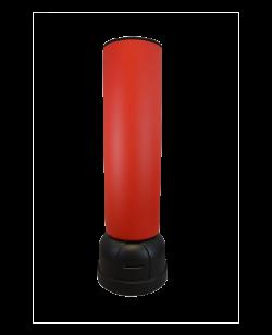 FW Standboxsack freestanding ECONOMY 180 cm rot-schwarz